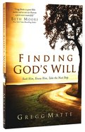 Finding God's Will Paperback