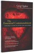 The Essential Commandment Paperback