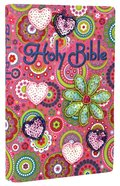 ICB Shiny Sequin Bible Pink (Black Letter Edition) Fabric