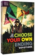 One Year: Choose Your Own Ending Devotional Paperback