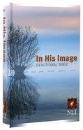 NLT in His Image Devotional Bible (Black Letter Edition) Hardback