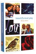 NLT Beautiful Everyday Holy Bible Paperback
