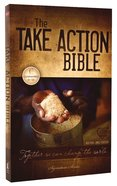 NKJV Take Action Bible Paperback