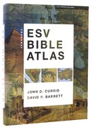 Crossway ESV Bible Atlas Hardback