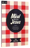 A Meal With Jesus Paperback
