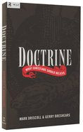 Doctrine: What Christians Should Believe Paperback