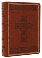 KJV Large Print Compact Reference Brown