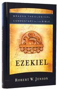Ezekiel (Brazos Theological Commentary On The Bible Series) Hardback