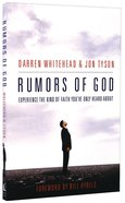 Rumours of God Paperback