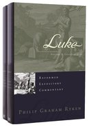 Luke (2 Volume Set) (Reformed Expository Commentary Series) Hardback