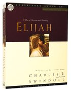 Great Lives From God's Word: Elijah (Unabridged 5 Cds) CD