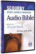 KJV Scourby Audio Bible MP3