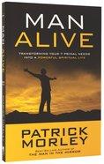 Man Alive Paperback