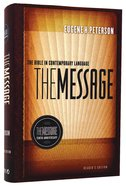 Message 10Th Anniversary Reader's Edition (Black Letter Edition) Hardback