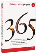 365 Days With Spurgeon (Vol 5) Hardback