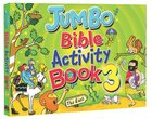 Jumbo Bible Activity Book 3 Paperback