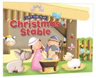 Christmas Stable (Lift The Flap Series) Board Book