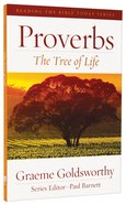 Rtbt: Proverbs - Tree of Life