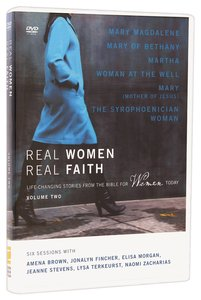 Real Women, Real Faith #02 (Dvd)