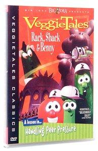 Veggie Tales #04: Rack, Shack and Benny (#004 in Veggie Tales Visual Series (Veggietales))