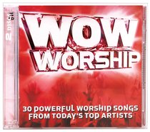 Wow Worship Red Double CD