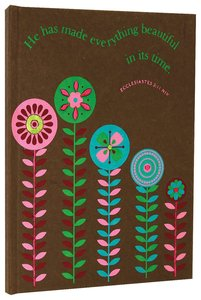 Cocoa Flower Sketchbook