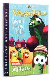 Veggie Tales #05: Dave and the Giant Pickle (#005 in Veggie Tales Visual Series (Veggietales))