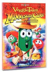 Veggie Tales #24: Minnesota Cuke & the Search For Samsons Hairbrush (#024 in Veggie Tales Visual Series (Veggietales))