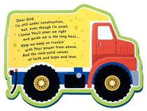 Truck Plaque: Dear God