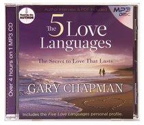Five Love Languages, the (Unabridged) (Mp3)