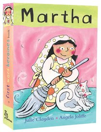Martha (First Word Heroes Series)