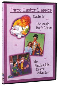 Easter Classics: Easter Is, Magic Boys Easter, the Puzzle Club Easter