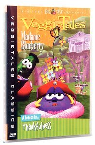 Veggie Tales #10: Madame Blueberry (#10 in Veggie Tales Visual Series (Veggietales))