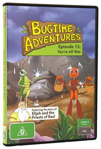 Youre All Wet (#13 in Bugtime Adventures Series)