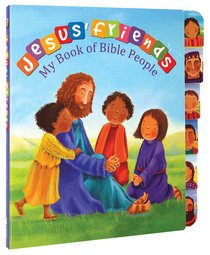 Jesus Friends - My Book of Bible People