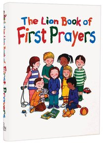 The Lion Book of First Prayers (Tiny Edition)