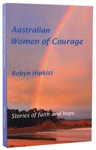 Australian Women of Courage