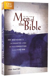 Men of the Bible (One Year Series)
