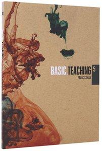 Basic. #05: Teaching (#05 in Basic. Dvd Series)
