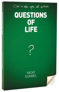 Alpha Course: Questions Of Life