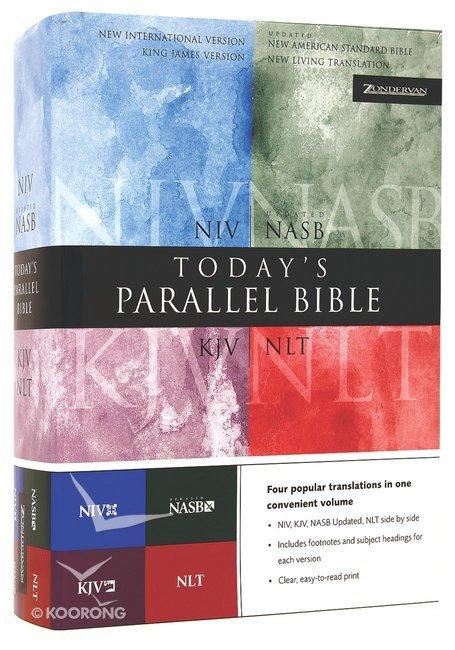 Niv/Nlt/Kjv/Nasb Todays Parallel