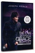 The Law Demands, Grace Supplies