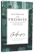 According to Promise (Christian Heritage Series)
