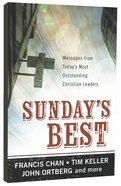 Sunday's Best: Sermons From Today's Preachers Paperback