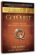 Godquest Study (Dvd) DVD