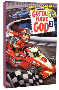 Cool Devotions For Boys (Boys Aged 6-9) (#03 in Gotta Have God Series)