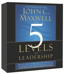 The Five Levels of Leadership (Unabridged, 6cds)