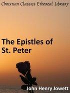 Epistles of St. Peter eBook