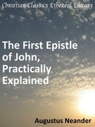 Scriptural Expositions of Dr. Augustus Neander #03: The First Epistle of John Practically Explained eBook