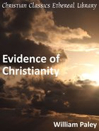 Evidence of Christianity eBook